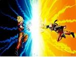 SUPER KAMEHAMEHA VS. WIND STYLE RASEN SHIRUKEN