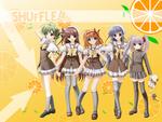 The girls of Shuffle