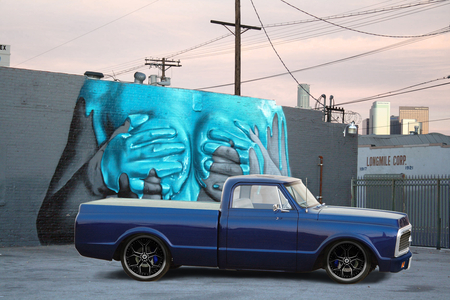 72 Chevy C10 Custom Chevrolet Cars Background Wallpapers On