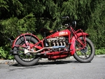 1930 indian four motorcycle