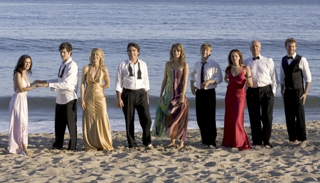 The Oc Tv Series Entertainment Background Wallpapers