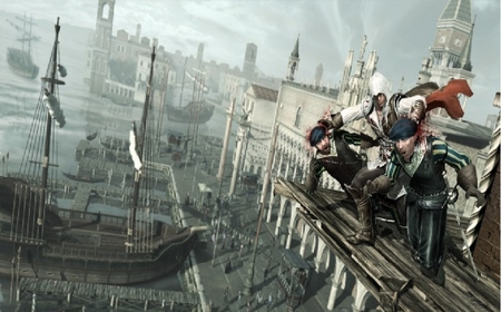 Assassins Creed 2 - killer, assassins creed ii, assassin, assassins creed 2