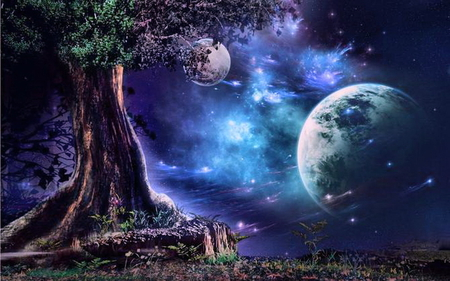 Space wonders - 3D and CG & Abstract Background Wallpapers ...