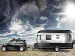 Mini Cooper And AirStream