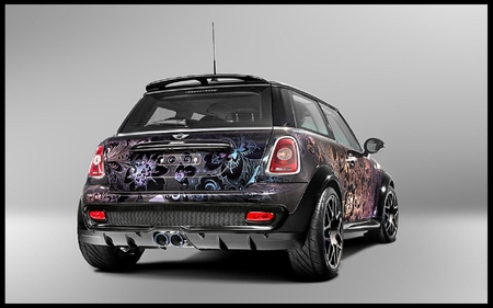 Mini Cooper Bully Moscow - bully, cars, moscow, mini, cooper