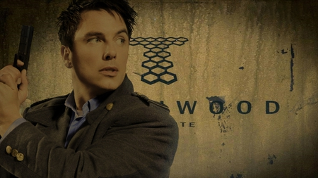 Torchwood: Captain Jack Harkness - doctor, who, barrowman, harkness, torchwood, captain, bbc, jack, john