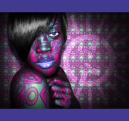 Asha - asha, teaser, purple, mind