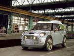 Mini Cooper Concept Tokyo