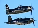 Bearcat and Corsair