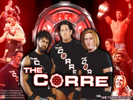 The Coore - wrestling, sports, the coore, wwe