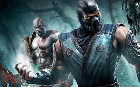 God Of War God Of War Video Games Background Wallpapers On