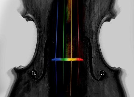 True Colors Of The Violin