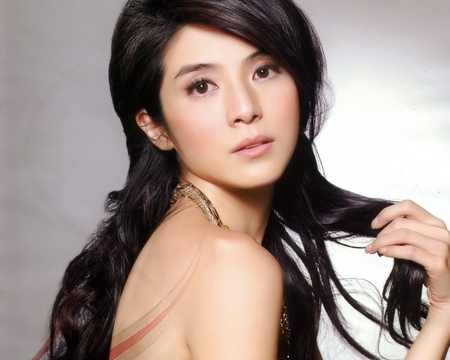 Chinese super model ms charly yeung models female for Orient mobel