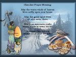 Cherokee Blessing