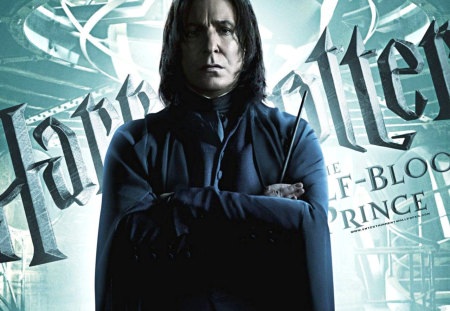 Severus Snape - snape, harry potter, half blood prince