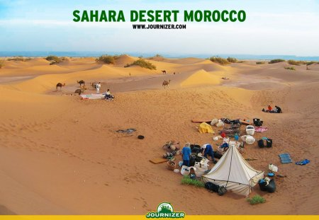 Sahara Desert Deserts Nature Background Wallpapers On