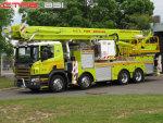 ACT Fire Brigade Aerial Ladder Platform - Bravo 31