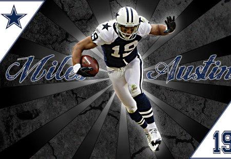 Miles Austin - miles, 08, 2011, 28, football, sport