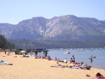 LAKE TAHOE, BEACH PARKS