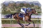 John Henry - Horse F5