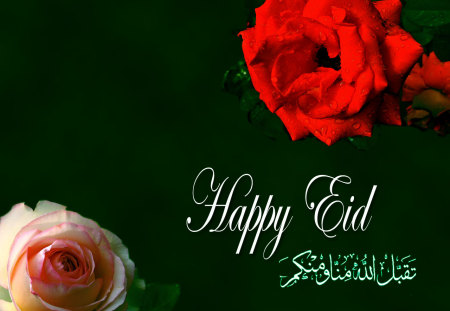 Happy Eid Other Abstract Background Wallpapers On
