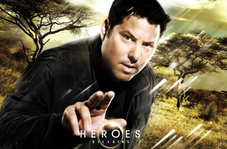 Matt Parkman - greg grunberg, entertainment, celebrity, heroes, tv series, actors, matt parkman, people