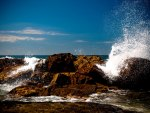 Waves Splash