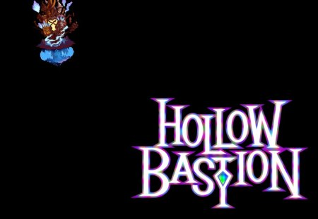 Hollow Bastion (KH) - world, logo, kh, hollow bastion, kingdom hearts