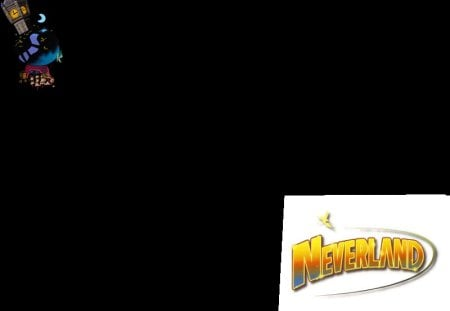 Neverland (KH) - world, logo, neverland, kh, kingdom hearts