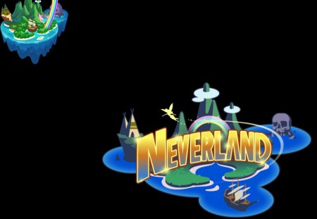 Neverland (BBS) - birth by sleep, world, logo, kingdom hearts birth by sleep, neverland, bbs