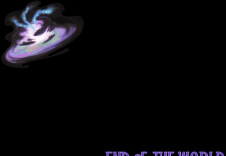 End Of The World (KH) - world, logo, end of the world, kh, kingdom hearts
