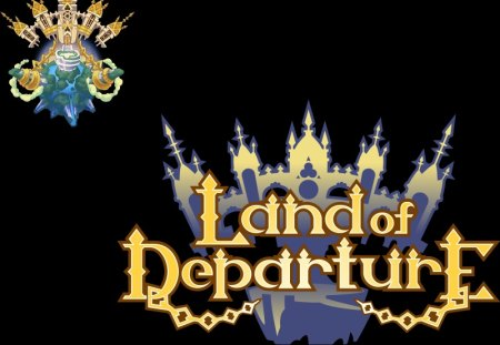 Land Of Departure (BBS) - birth by sleep, logo world, land of departure, bbs
