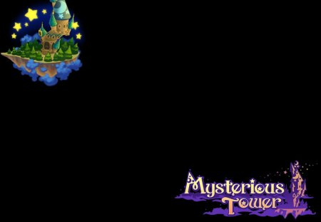 Mysterious Tower (BBS) - birth by sleep, world, logo, bbs, mysterious tower