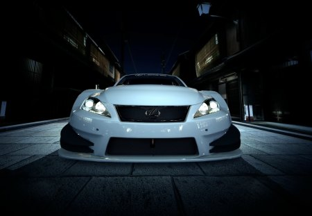 Lexus IS 350 Tuning - cars, is, lexus, 350, tuning