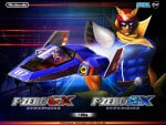 F-Zero GX (Captain Falcon)