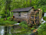 Water Mill-HDR