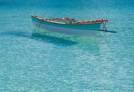 Bora Bora - other, ocean, boat, fun