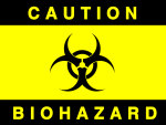 CAUTION: BIOHAZARD