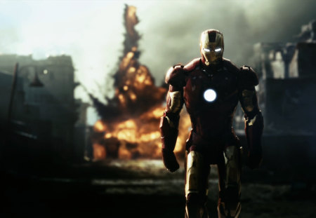 Iron Man - iron man, movie