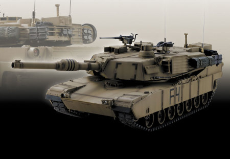 Abrams Tank - abrams tank, tank, abrams