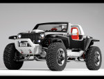 Jeep concept off road vehicle