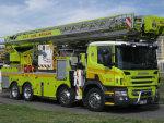 ACT Fire Brigade - Aerial Ladder Platform, B31