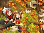 Pokemon Seson Autumn