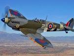 Spitfire Mk IXe