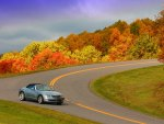 Cruising on the Blue Ridge Parkway