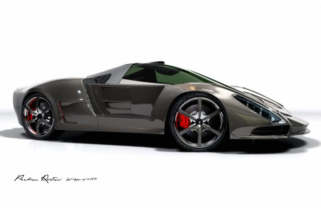 Stingray Dream Design - design, stingray, dream, concept, sports, car, super