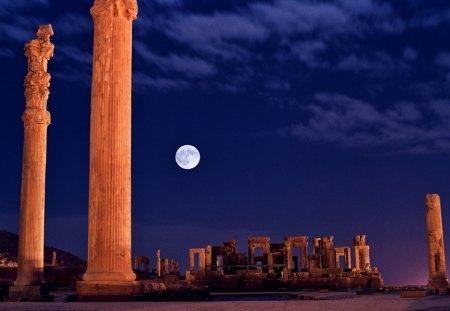 Persepolis Ancient Architecture Background Wallpapers On Desktop Nexus Image 797319