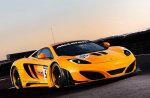 McLaren MP4 GT3