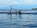 Fisherman, Gili Islands, Lombok, Indonesia
