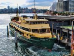 Manly Ferry, Sydney Harbour
